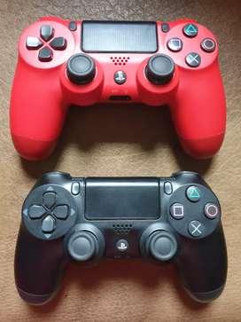 Controles PS4 segunda generación