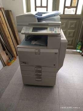 Impresora Ricoh Aficio MP 5000B