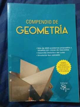 Venya Libro Geometría  Ed. San Marcos