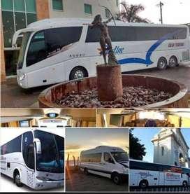 Especialidad en Transporte para Extranjeros Vehículos de todas las capacidades, Cómodos, seguridad y Confianza