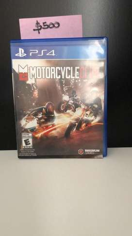 Juego MORORCYCLE