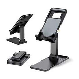 Base portátil plegable soporte celular tablet multifuncional