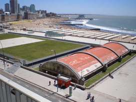 Mar del Plata Depto Frente al Mar Espectacular Vista