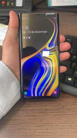 Sansung note 9 celular en perfecto estado se vende de oportunidad