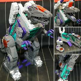 TRYPTICON TRANSFORMERS G1 Y GENERATIONS