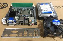 Board H61, Procesador I5 3470T, 8 de Ram