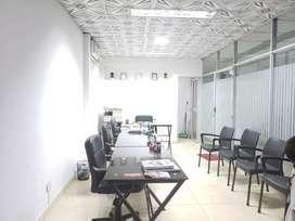 Ganga!! lindas oficinas bien ubicadas