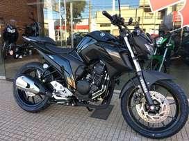 Yamaha fz 250 como nueva