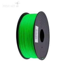 Filamento 3d Abs Premium Importado 1.75 Mm 1 Kilogramo Verde