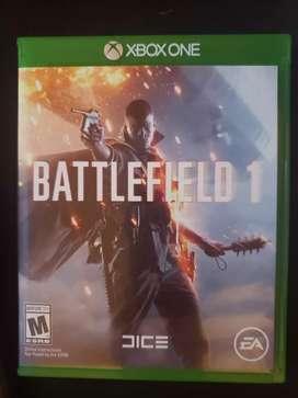 Vendo Battlefield 1