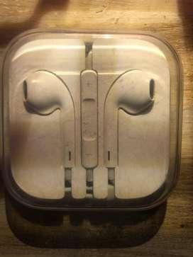 Auriculares iphone hasta 8plus