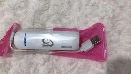 Cargador portatil