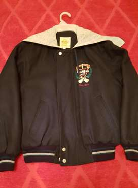 Campera paño Hard Rock