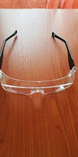 Gafas de protección con certificación