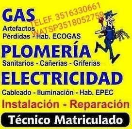 Electricista urgencias