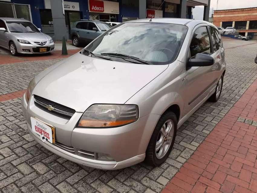 Chevrolet Aveo L HB 1.4  2007 0