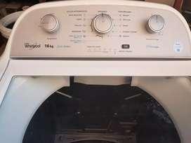 Vendo repuestos de (2da) de lavadora Whirlpool Mexicana de 16 Kg