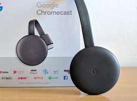 Vendo Google chromeCast