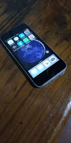Iphone 5 s mas funda cargador