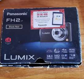 Vendo Cámara fotográfica Panasonic Lumix