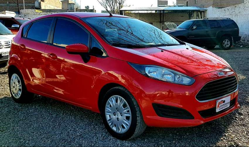 Ford Fiesta Kd 1.6 S 2015 0