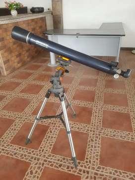 Telescopio celestron Antro máster 90 Ec