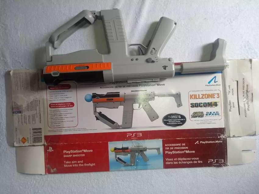 Venta de Sharon Shooter (accesorio de tiro, rifle play station 3),