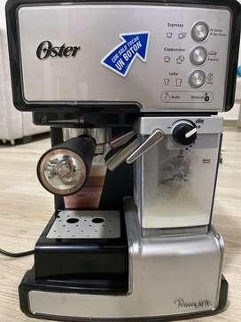 Cafetera automática prima latte oster