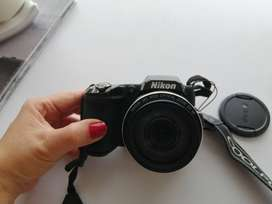 Cámara Fotográfica semiprofesional
