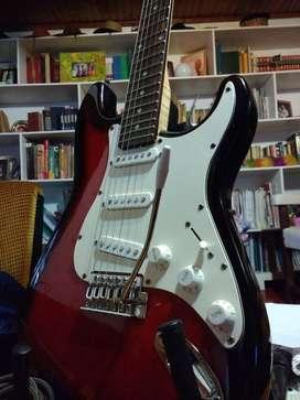 Guitarra electrica Texas
