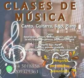 CLASES DE MUSICA EN TUNJA
