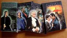 Highlander Primera Temporada Completa en 8 DVDs y 1 CD