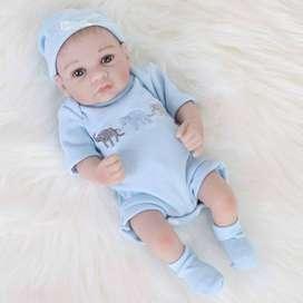 Muñeco Bebe Recien Nacido Reborn Enadoll Realista