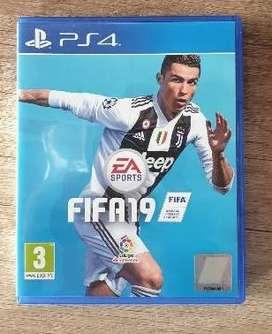 FIFA19 perfecto estado