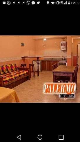 Alquiler temporario en Palermo