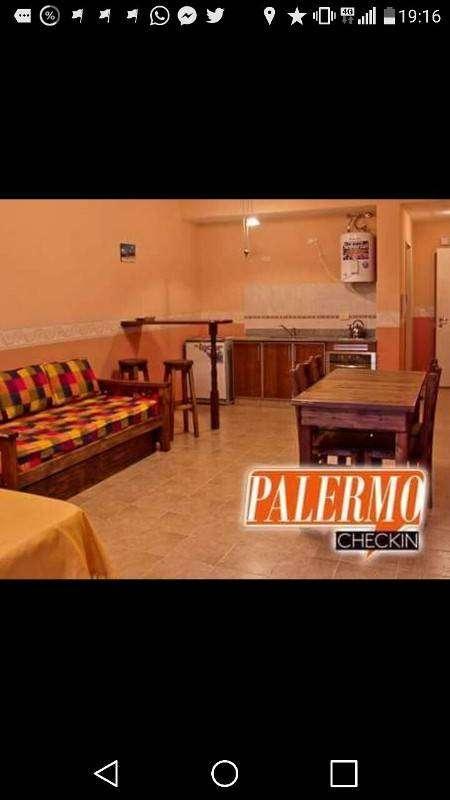 Alquiler temporario en Palermo 0
