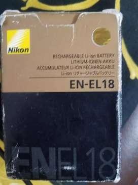 Batería original Para cámara Nikon D5