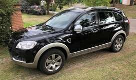 Chevrolet Captiva - LTZ - 2008 - Automatica - Diesel - 7 asientos