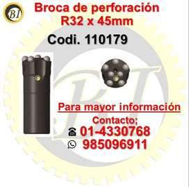 Brocas r32 x 45