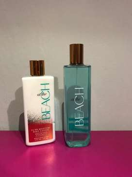 Splash y Cremas Bath & Body Works Originales