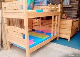 Camarote de madera