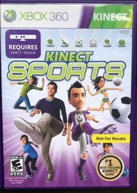 Xbox Kinect Sport
