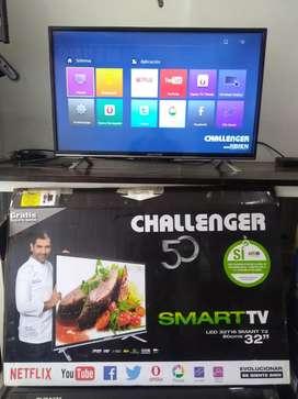 Challenger 32 Smart