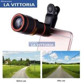 Binocular para Camara de Celular