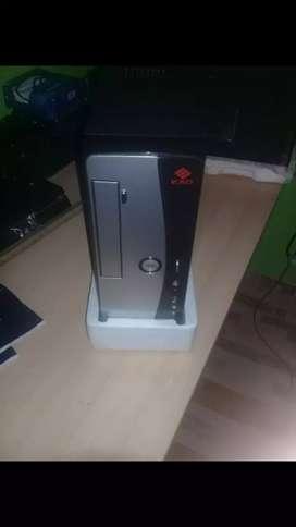 Pc Exo Ready C2-v77 88w Intel Celeron j7 4gb Ram Disco 1tb Win10