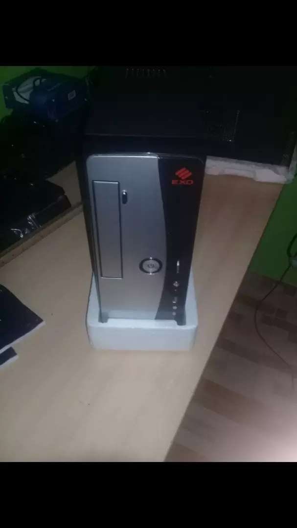 Pc Exo Ready C2-v77 88w Intel Celeron j7 4gb Ram Disco 1tb Win10 0