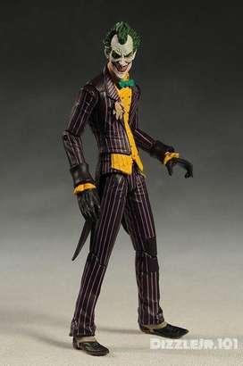 Dc Batman El Joker Pvc Figura De Acción Coleccionable