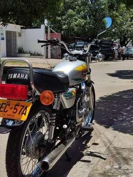 Yamaha Rx100  2003