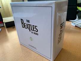 Box set Beatles Cd mono