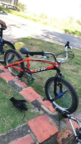 Cicla rin 20 para bicicross